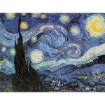 Reeves™ Large Painting By Numbers Starry Night; (model PBNACL11), price per each
