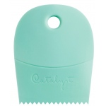 Princeton™ Catalyst™ Contour Shape 62 Mint; Material: Silicone Synthetic Bristle; Shape: Contour; Type: Acrylic, Oil; (model C-62), price per each