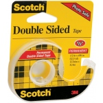 "Scotch® Double-Stick Tape 450"": Dispenser, Double-Sided, 1/2"", (model 137), price per each"