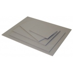 "Speedball® Red Baron 3"" x 4"" Gray Linoleum Block Unmounted: Black/Gray, Linoleum, No, 3"" x 4"", 1/8"", Block, (model 4364), price per each"