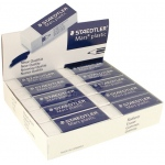 Staedtler® Erasers: Plastic, 20-Box, Manual, (model 52650), price per 20-Box box