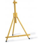 Winsor & Newton™ Ribble Tripod Tabletop Easel: Wood, Tabletop, (model 7006121), price per each