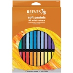 Reeves™ Soft Pastels 36-Color Set; Color: Multi; Format: Stick; Type: Soft; (model 8790225), price per set