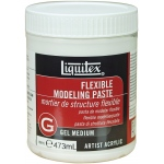 Liquitex® Flexible Modeling Paste 16oz; Size: 16 oz; Type: Texture; (model 8916), price per each