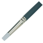 Colour Shaper® Grey Tip Flat Chisel Brush #16: Silicone, Flat Chisel, Firm, (model 12416), price per each