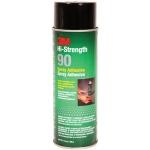 3M™ Hi-Strength 90 Spray Adhesive; Strength: Permanent; (model 90), price per each