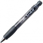 SumoGrip® Clear Gray Mechanical Pencil .5mm: Black/Gray, .5mm, Mechanical, (model 37685), price per each