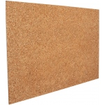 "Elmer's® 20"" x 30"" x 3/8"" Thick Cork Board 10/Box: Sheet, 10 Sheets, 20"" x 30"", Foam Board, (model 950180), price per 10 Sheets box"