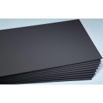 "Elmer's® 20"" x 30"" x 1/2"" Thick Foam Board Black 10bx; Color: Black/Gray; Format: Sheet; Quantity: 10 Sheets; Size: 20"" x 30""; Type: Foam Board; (model 95300), price per 10 Sheets box"