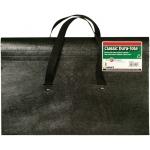"Star® 10 x 15 Art Portfolio; Color: Black/Gray; Size: 10"" x 15""; (model S15H-BLK), price per each"