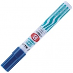 Pilot®  Super Color Permanent Broad Marker Blue: Blue, Chisel Nib, (model SC40400), price per each