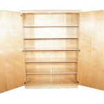 "Shain Storage Cabinets: 48"" Wide"