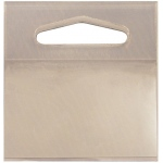 "3M™ Adhesive Hang Tabs: Clear, Polyester, 2"" x 2"", (model TAB1075), price per pad"