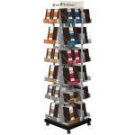 Strathmore® Art Journal Merchandiser Empty Rack; Type: Display Rack; (model ST79-602D), price per each