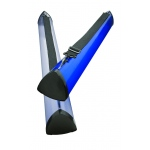 "Alvin® Ice Tubes ; Color: Blue; Diameter: 3""; Length: 37""; Material: Plastic; (model TL37-BL), price per each"