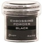 Ranger Basics Embossing Powders: Black