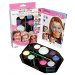 Snazaroo™ Themed Face Painting Kit Princess: Multi, (model 1180104), price per kit
