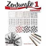 Design Originals Zentangle Basics Book 1: Expanded Edition