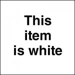 Gamblin 1980 Oil Color Paint Transparent White 37ml; Color: White/Ivory; Format: Tube; Size: 37 ml; Type: Oil; (model G7835), price per tube