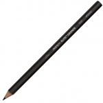 Primo® Euro Blend™ Elite Grande Charcoal Pencils; Color: Black/Gray; (model 5000), price per dozen (12-pack)