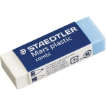 Staedtler® Combi Eraser: Plastic, Manual, (model 526508), price per each