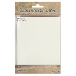 "Ranger Tim Holtz Distress Watercolor Cardstock: 4.25"" x 5.5"""
