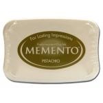 Tsukineko Memento Pad: Pistachio