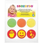 Snazaroo™ Birthday Face Paint Stamp Kit: Stamp, (model 1185048), price per each