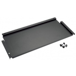 "Alvin® Onyx 9"" Deep Storage Shelf for Onyx Tables; Color: Black/Gray; Drawer Material: Steel; Drawer Size: 9""l x 26 3/4""w; Size: 9""; (model ONX-09), price per each"