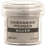 Ranger Basics Embossing Powders: Silver