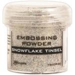 Ranger Specialty 1 Embossing Powders: Snowflake Tinsel