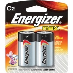 Energizer® MAX® MAX® C Battery 2pk; Type: Batteries; (model EBC93), price per pack