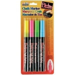 Marvy Uchica Bistro Chalk Marker: Fine Point, Set A