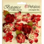 Petaloo Botanica Minis: Red