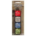 Ranger Tim Holtz Distress Mini Ink Kit 5