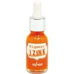Clearsnap Izink Pigment Ink: Safran