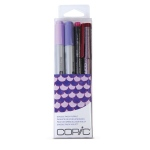 Copic Marker Sets: Doodle Pack Purple
