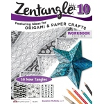 Design Originals Zentangle 10 Oragami & Paper Crafts