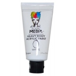 Ranger Dina Wakley Media Heavy Body Acrylic Paints: White