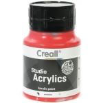 American Educational Creall Studio Acrylics: 500 ml, 10 Vermilion
