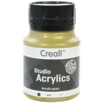 American Educational Creall Studio Acrylics: 500 ml, 19 Gold