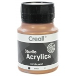 American Educational Creall Studio Acrylics: 500 ml, 22 Bronze