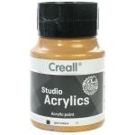 American Educational Creall Studio Acrylics: 500 ml, 23 Gold Antique