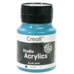 American Educational Creall Studio Acrylics: 500 ml, 35 Turquoise