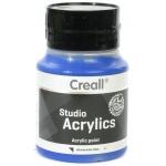 American Educational Creall Studio Acrylics: 500 ml, 42 Ultramarine Blue