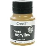 American Educational Creall Studio Acrylics: 500 ml, 61 Raw Sienna