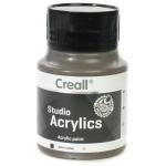 American Educational Creall Studio Acrylics: 500 ml, 69 Burnt Umber