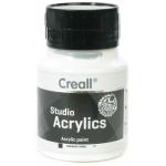American Educational Creall Studio Acrylics: 500 ml, 81 White