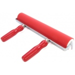 "American Educational ABIG Ink Roller Aluminum Core and Beechwood Handle: 11.8"" Wide"