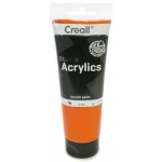 American Educational Creall Studio Acrylics Tube: 250 ml, 09 Orange